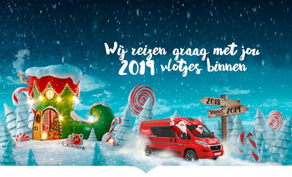 Vanomobil Kerst 2018
